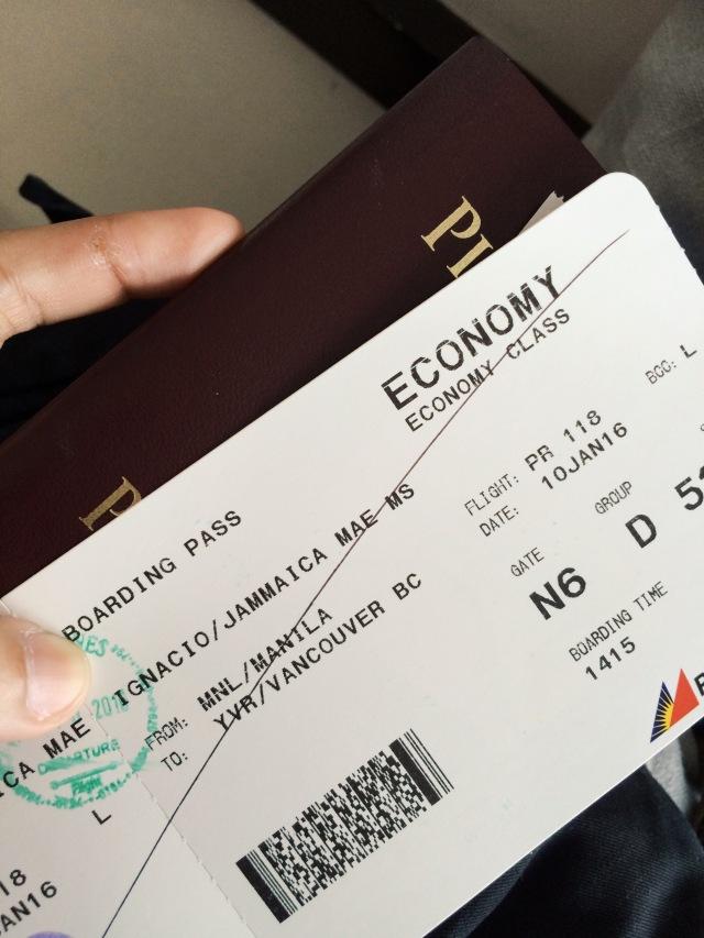 PAL Ticket